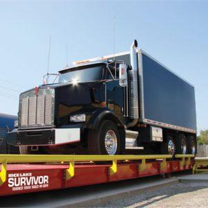 Bascula camionera SURVIVOR