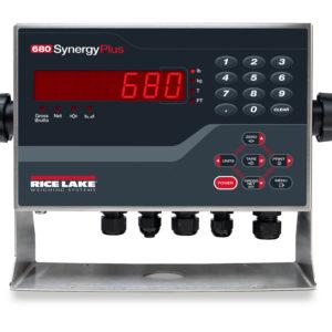 Indicadores de peso 680 Synergy Plus