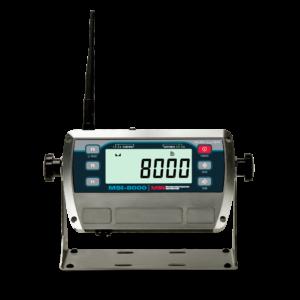 Indicador de peso MSI-8000HD